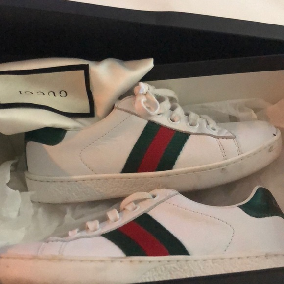 6006ce00a Gucci Shoes | Toddler Girl Sneaker | Poshmark